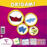 Origami Kit Beginners - 30 Asst sheets