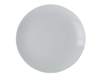Maxwell & Williams - White Basics Coupe Entree Plate (23cm)