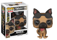 Fallout - Dogmeat Pop! Vinyl Figure
