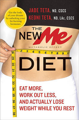 The New Me Diet by Jade Teta image