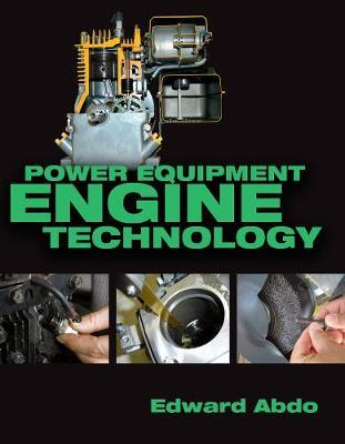 Power Equipment Engine Technology by Edward Abdo image