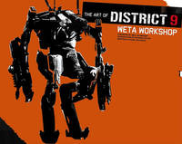 The Art of District 9 by Daniel Falconer