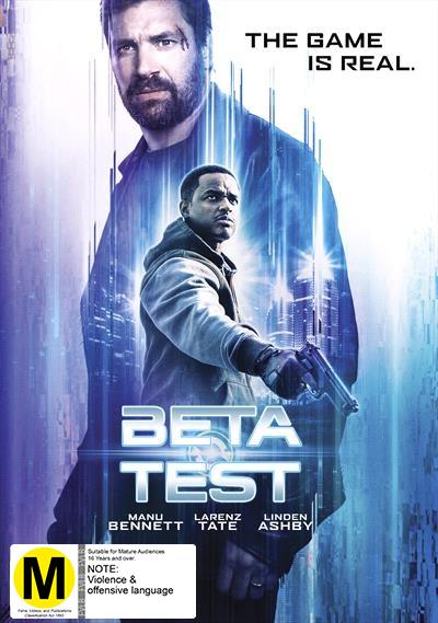 Beta Test on DVD image