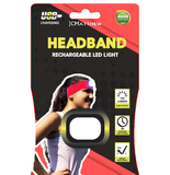 LED Headband - Cream