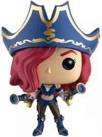 League of Legends - Miss Fortune Pop! Vinyl Figure