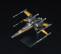 Star Wars: The Last Jedi - Resistance Vehicles Model Kit image