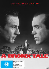 A Bronx Tale on DVD
