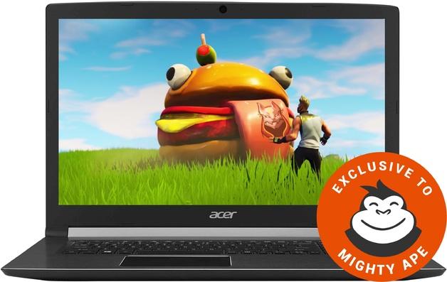 "Acer Aspire 7 17.3"" Entry Level Gaming Laptop | Intel Core i5 | NVIDIA GTX 1050 4GB | 8GB RAM + 256GB SSD |"