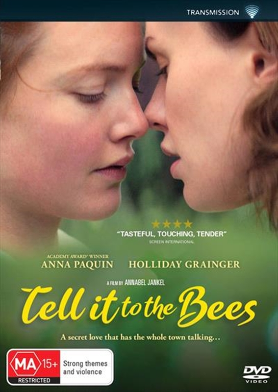 Tell It to the Bees on DVD