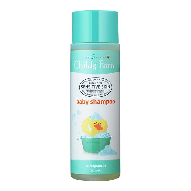 Childs Farm: Baby Shampoo - Unfragranced (250ml)