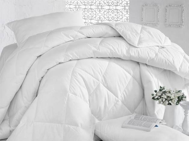 King Size Satin Duvet Inner - Summer Weight