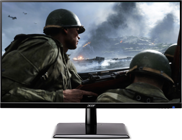"""27"""" Acer 1080p 75Hz 4ms Monitor"""