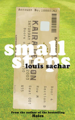 Small Steps by Louis Sachar image