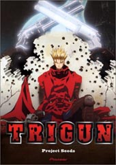 Trigun - Vol. 6: Project Seeds on DVD