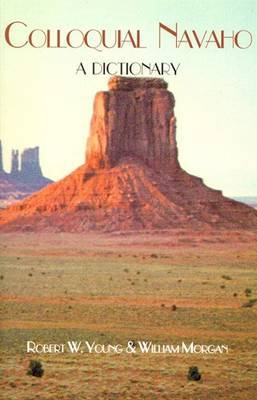 Colloquial Navajo: A Dictionary image