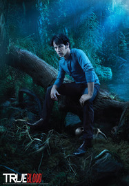 True Blood - Bill Compton Poster image