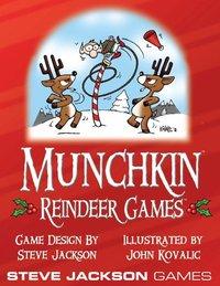 Munchkin: Reindeer Games Expansion
