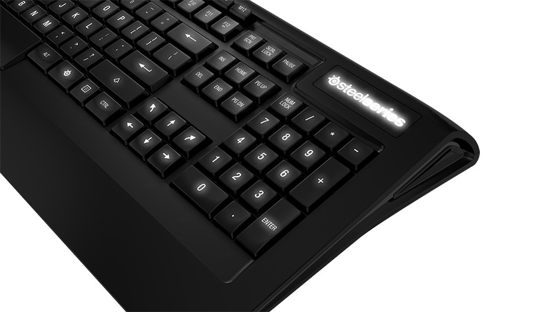 SteelSeries Apex 300 Keyboard (US) for PC Games image