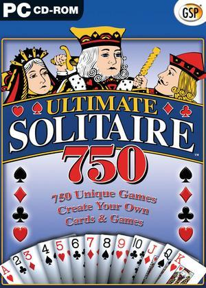 Ultimate Solitaire 750 for PC Games