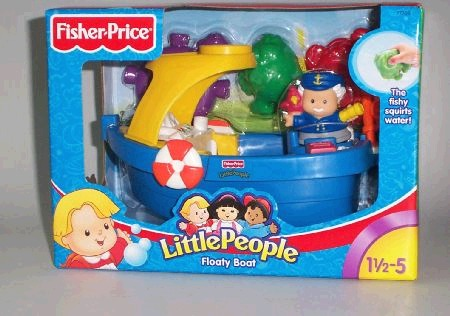 Fisher Price Floaty Boat