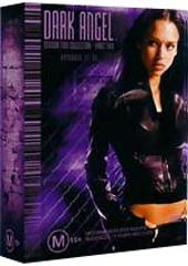 Dark Angel Season 2 Pt 2 on DVD
