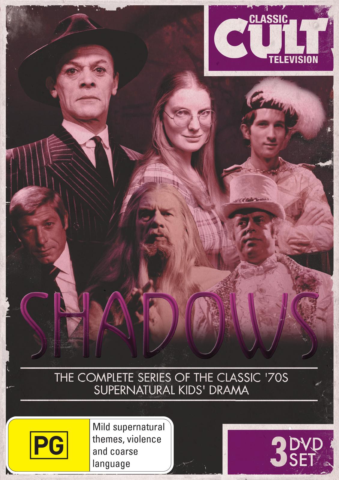 Shadows on DVD image