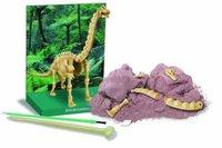 4M: Excavation Kits Brachiosaurus Skeleton