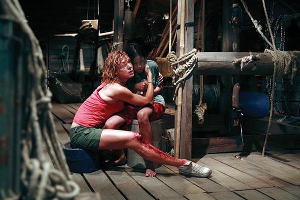 Amphibious 3D on Blu-ray, 3D Blu-ray image