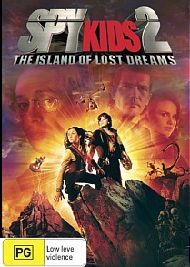 Spy Kids 2 - The Island Of Lost Dreams on DVD