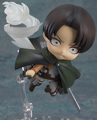Attack on Titan Nendoroid Levi Action Figure