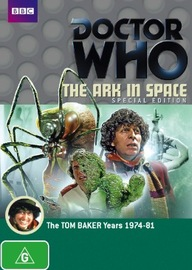 Doctor Who : The Ark in Space on DVD image