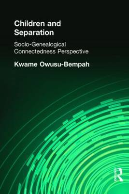 Children and Separation by Kwame Owusu-Bempah image