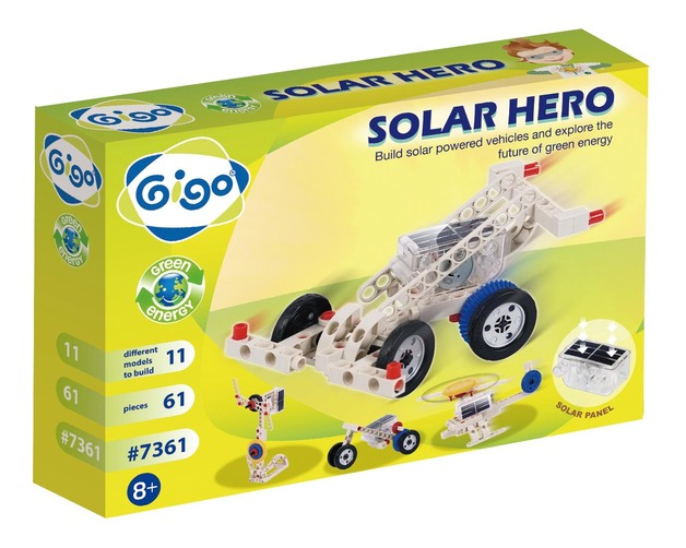 Gigo: Solar Hero (61pc) Set