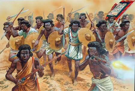 Mahdist Ansar - Sudanese Tribesmen (1881-1885)