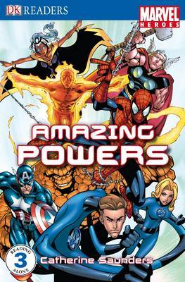 """Marvel Heroes"" Amazing Powers: Level 3 by Catherine Saunders"
