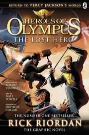 Heroes of Olympus: Bk. 1 by Rick Riordan