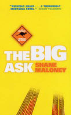 The Big Ask by Shane Maloney image