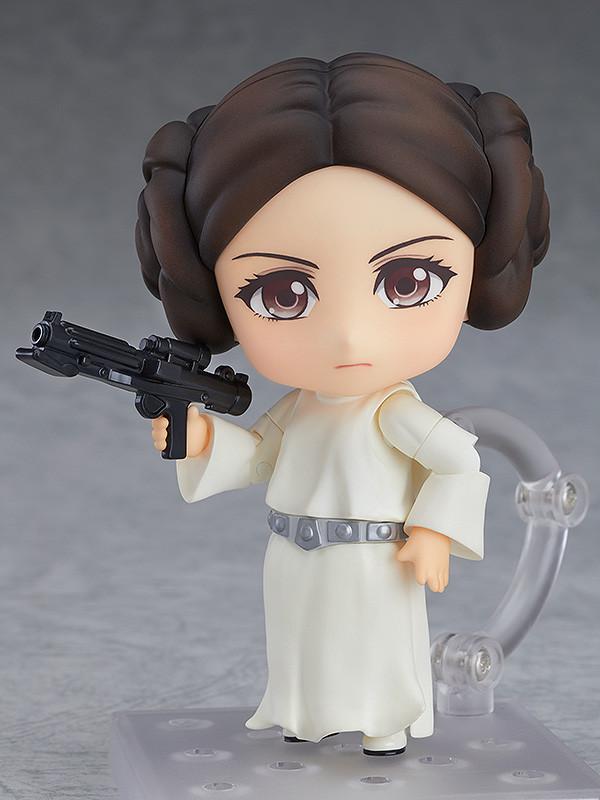 Star Wars: Nendoroid Princess Leia - Articulated Figure