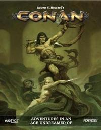 Conan: Adventures Age Undreamed Of