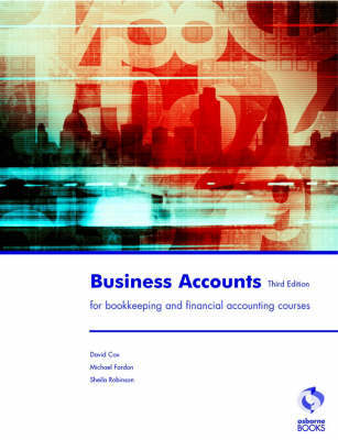 Business Accounts by David Cox