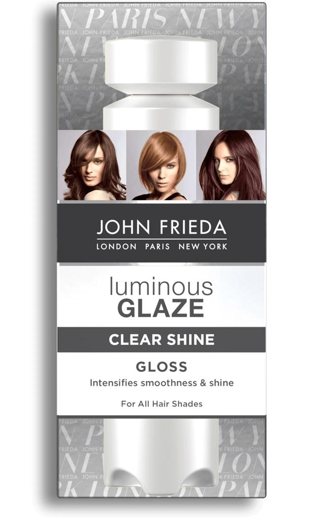 John Frieda Luminous Color Glaze Clear Shine (192ml) image