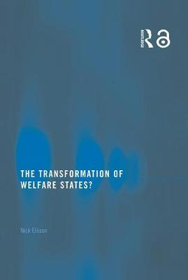 The Transformation of Welfare States? by Nick Ellison image