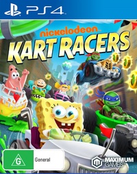 Nickelodeon Kart Racers for PS4