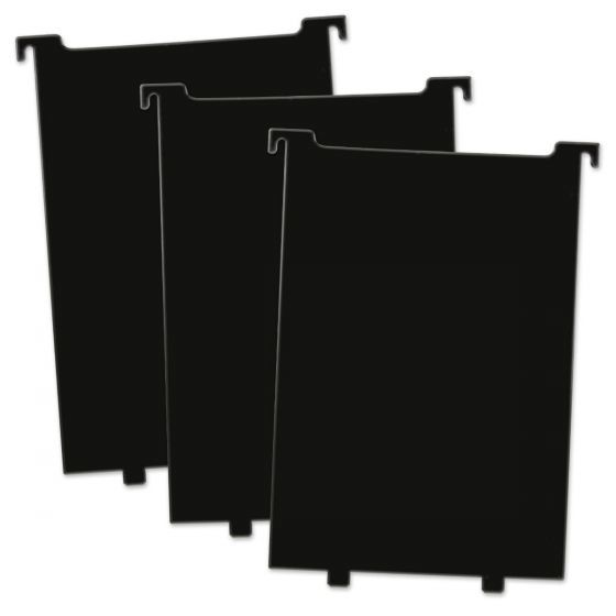 BCW: Comic Bin Partitions - Short (Pack of 3)