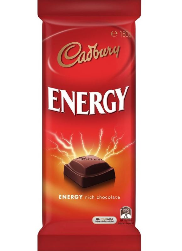 Cadbury Energy (180g)