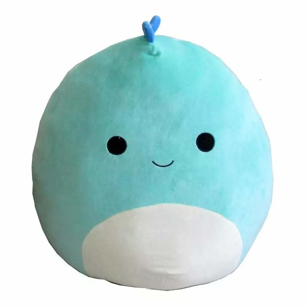 "Squishmallows 12"" Plush - Ben the Dinosaur"