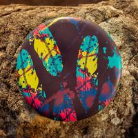 Waboba: Wingman Foldable Frisbee - Splatter