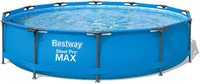 "Bestway Steel Pro MAX Pool Set with Filter Pump (12' x 30""/3.66m x 76cm)"
