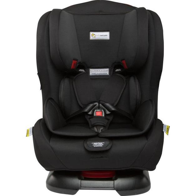 InfaSecure: Legacy - Convertible Car Seat (Size: 1-4 Years)