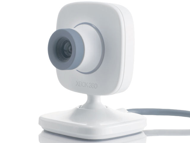 Xbox 360 Live Vision Video Camera for Xbox 360 image